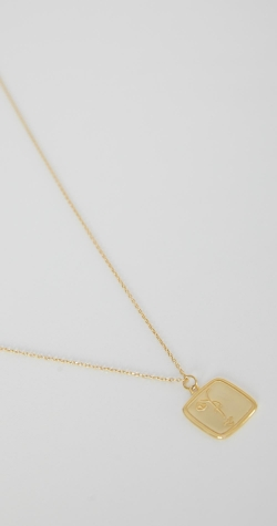 Jolie 14ct Plated Necklace