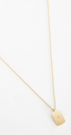 Rumer Necklace - Gold