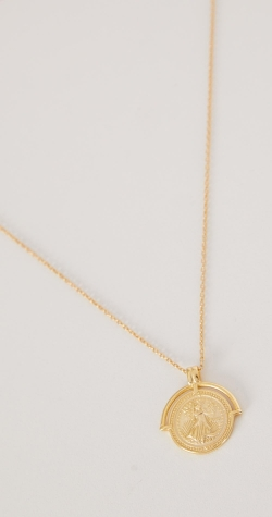 Charlie Necklace - GOLD